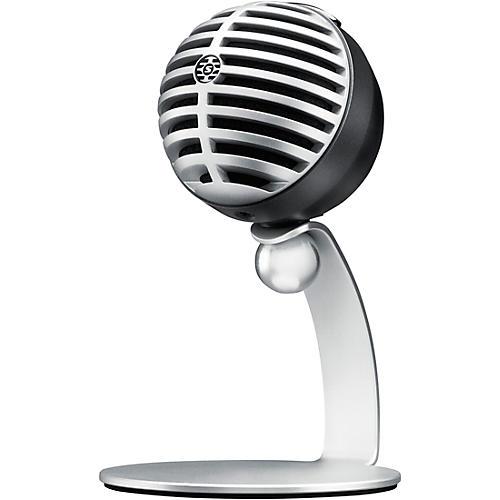 Shure MV5 Home Studio Microphone Silver