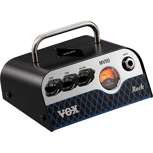 vox mv50 50w rock guitar amp head musician 39 s friend. Black Bedroom Furniture Sets. Home Design Ideas