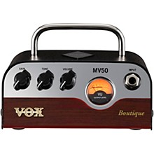 Open BoxVox MV50 Boutique 50W Guitar Amplifier Head