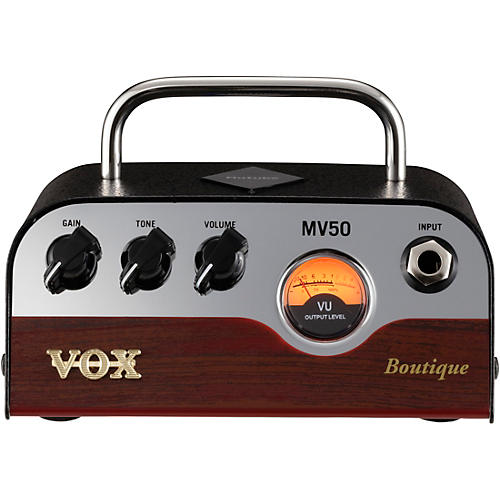 Vox MV50 Boutique 50W Guitar Amplifier Head