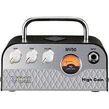 Open BoxVox MV50 High Gain 50W Guitar Amplifier Head