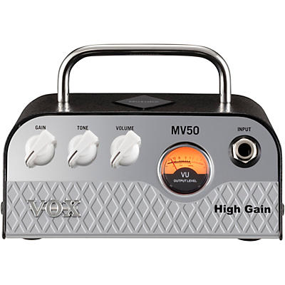 Vox MV50 High Gain 50W Guitar Amplifier Head