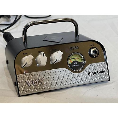 MV50 High Gain Guitar Amp Head