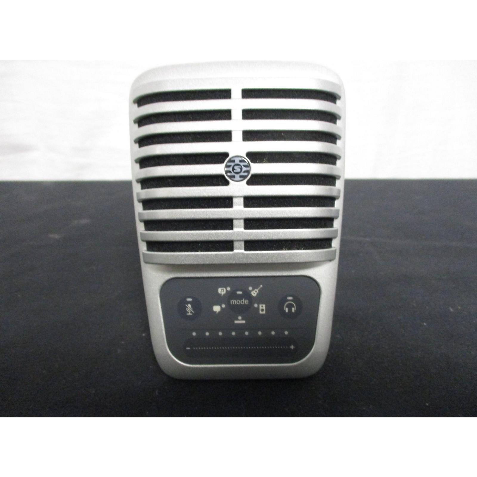 Shure MV51 MultiTrack Recorder