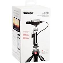 Open BoxShure MV88+ Video Kit