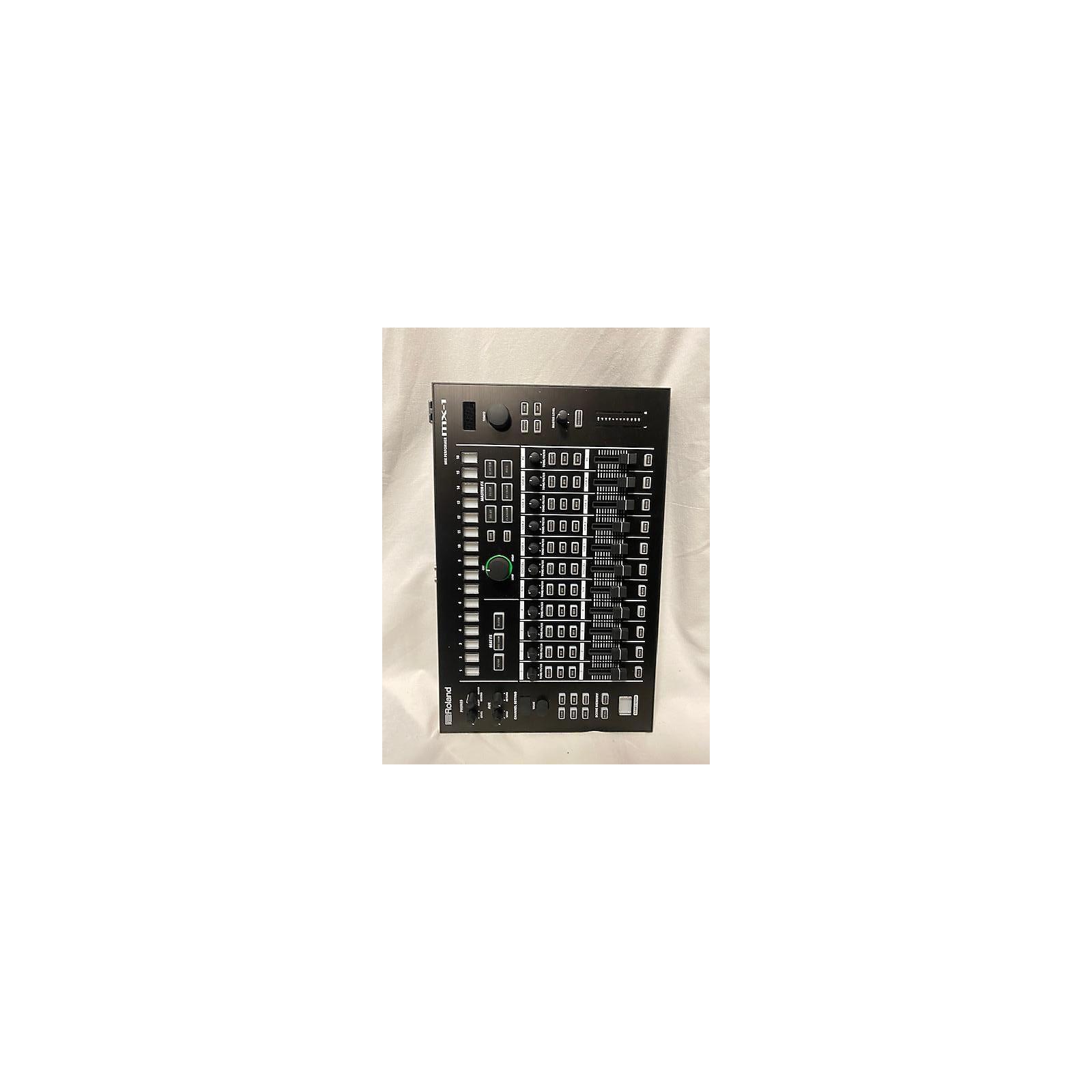 Roland MX-1 MIDI Utility