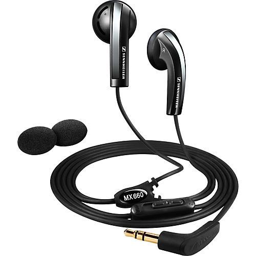 Sennheiser MX 660 Stereo In Ear Headphones