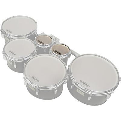 "Evans MX Frost Tenor Drumhead 6"" Shot 3-Pack"