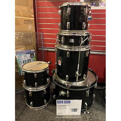 CB Percussion MX Series Drum Kit Black