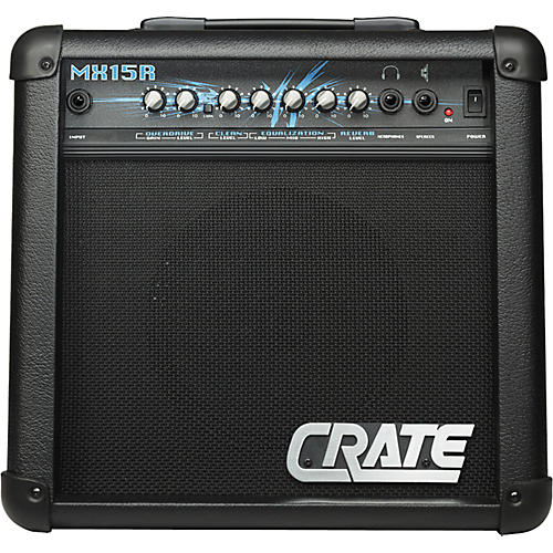 Crate MX15R Combo Amp