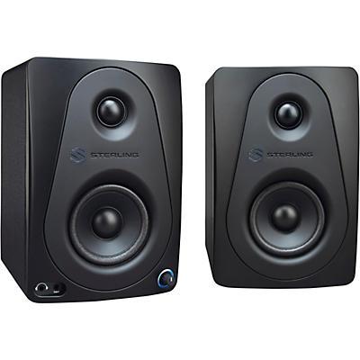 "Sterling Audio MX3 3"" Powered Studio Monitor (Pair)"