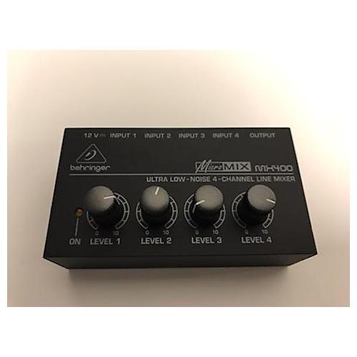 MX400 Unpowered Mixer
