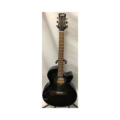 Mitchell MX430QAB Acoustic Electric Guitar