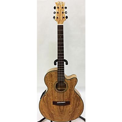 Mitchell MX430QAB/N Acoustic Electric Guitar