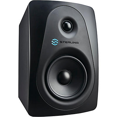 "Sterling Audio MX5 5"" Powered Studio Monitor, Black (Each)"