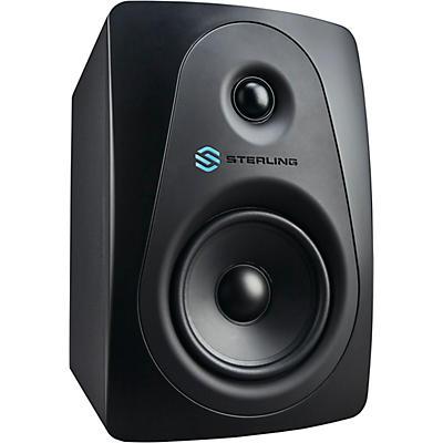 "Sterling Audio MX5 5"" Active Studio Monitor, Black"