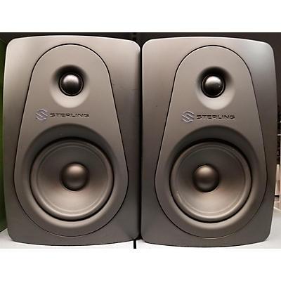 Sterling Audio MX5 Black (Pair) Powered Monitor