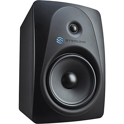 "Sterling Audio MX8 8"" Active Studio Monitor, Black"