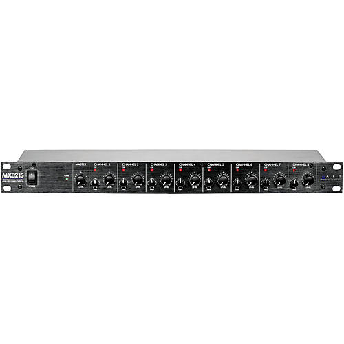 ART MX821S 8-Channel Personal Mixer Stereo
