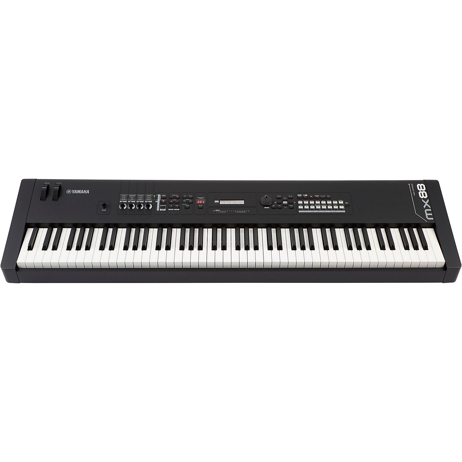 Yamaha MX88BK Music Synthesizer