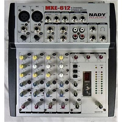 Nady MXE612 Unpowered Mixer