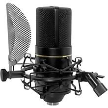 MXL MXL 770 COMPLETE BUNDLE Integrated Pop Filter/Shockmount Kit