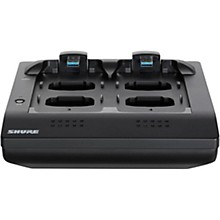 Shure MXWNCS4 Microflex 4-Channel Networked Charging Station