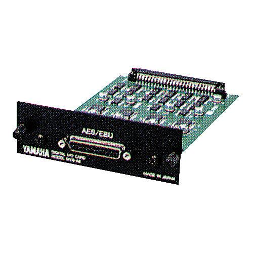 Yamaha MY8AE 8-Channel I/O AES/EBU Card