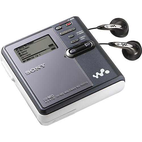 Sony MZ-RH910 Hi-MD Walkman Digital Music Player