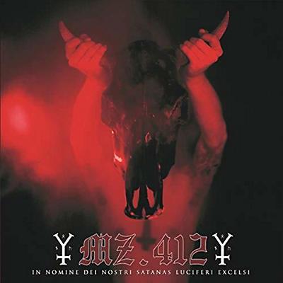 MZ.412 - In Nomine Dei Nostri Satanasluciferi Excelsi