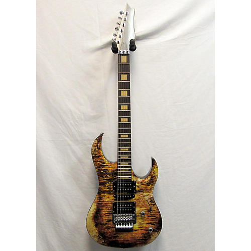 Dean Mab Gold Relic Solid Body Electric Guitar gold relic