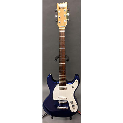 Eastwood Mach One Solid Body Electric Guitar
