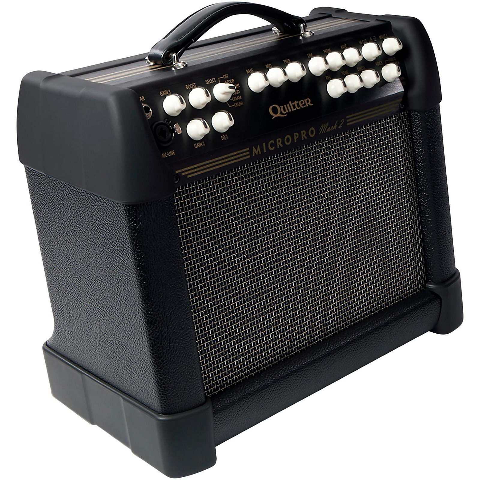 Quilter Labs Mach2-COMBO-8 Micro Pro 200 Mach 2 200W 1x8 Guitar Combo Amp