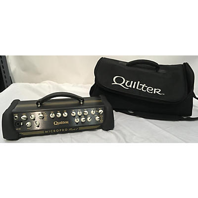 Quilter Labs Mach2 MicroPro Solid State Guitar Amp Head