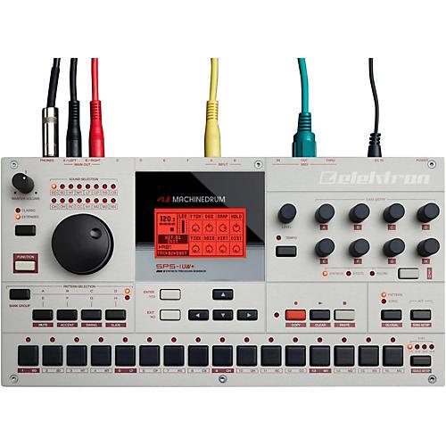 elektron machinedrum sps 1uw mkii drum machine musician 39 s friend. Black Bedroom Furniture Sets. Home Design Ideas