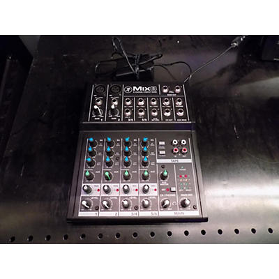 Mackie Mackie Mix8 8-Channel Compact Mixer Unpowered Mixer