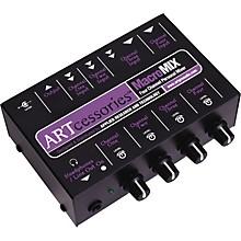 Open BoxART MacroMIX Mini Mixer