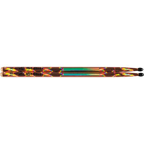 Hot Sticks Macrolus Strike Zone XL Copper Optic Drumsticks