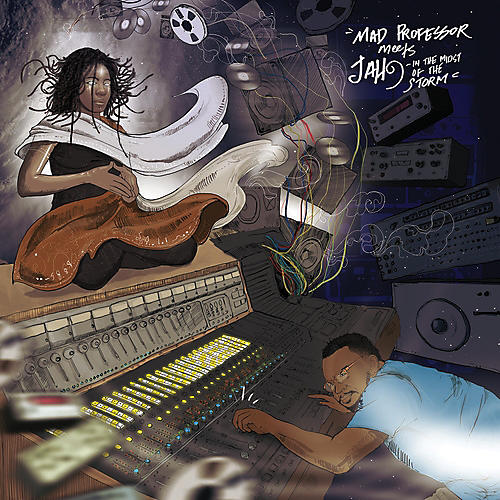 Alliance Mad Professor Meets Jah9 - Mad Professor Meets Jah9 In The Midst Of The Storm