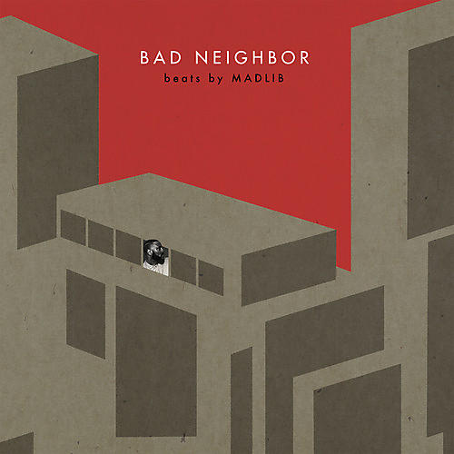 Alliance Madlib - Bad Neighbor Instrumentals
