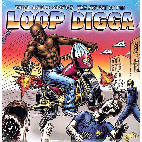Alliance Madlib - History of the Loop Digga 1990