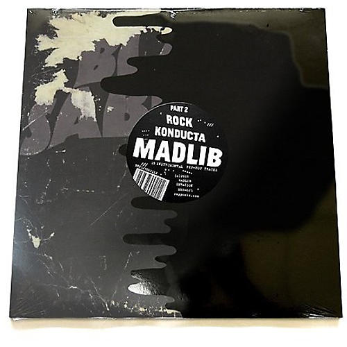 Alliance Madlib - Rock Konducta PT 2