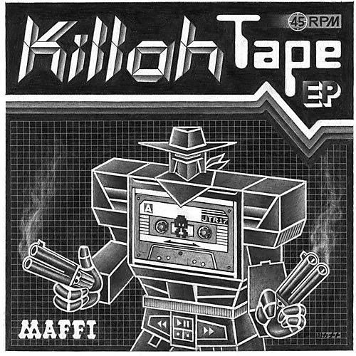 Alliance Maffi - Killah Tape EP