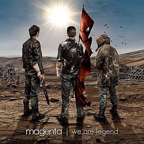 Alliance Magenta - We Are Legend
