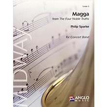 Anglo Music Press Magga (from The Four Noble Truths) (Grade 3 - Score Only) Concert Band Level 3 Composed by Philip Sparke