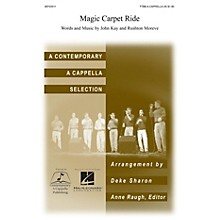 Contemporary A Cappella Publishing Magic Carpet Ride TTBB A Cappella arranged by Deke Sharon