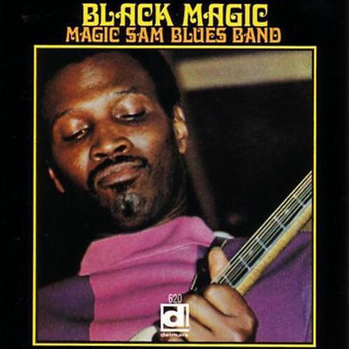 Alliance Magic Sam - Black Magic