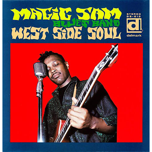 Alliance Magic Sam - West Side Soul