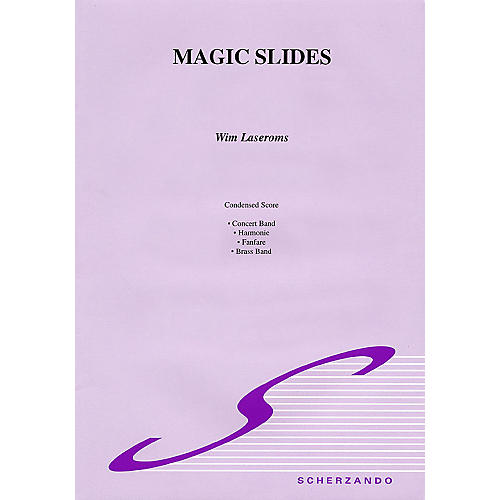De Haske Music Magic Slides Concert Band Level 2.5