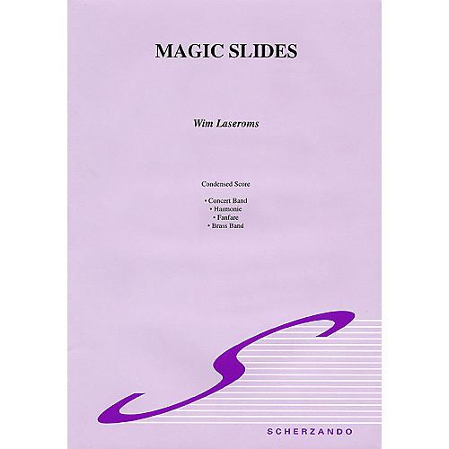 Hal Leonard Magic Slides Sc Only Grade 2.5 Concert Band